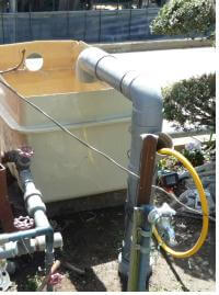 井戸洗浄2